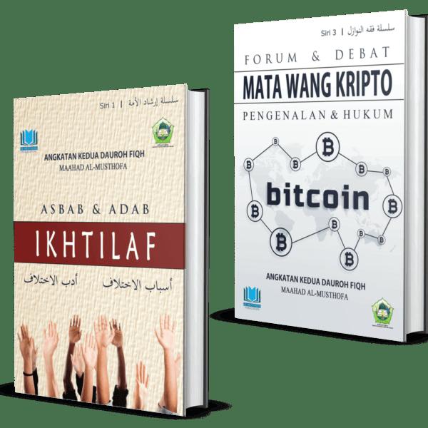 [COMBO] Matawang Kripto & Adab Ikhtilaf